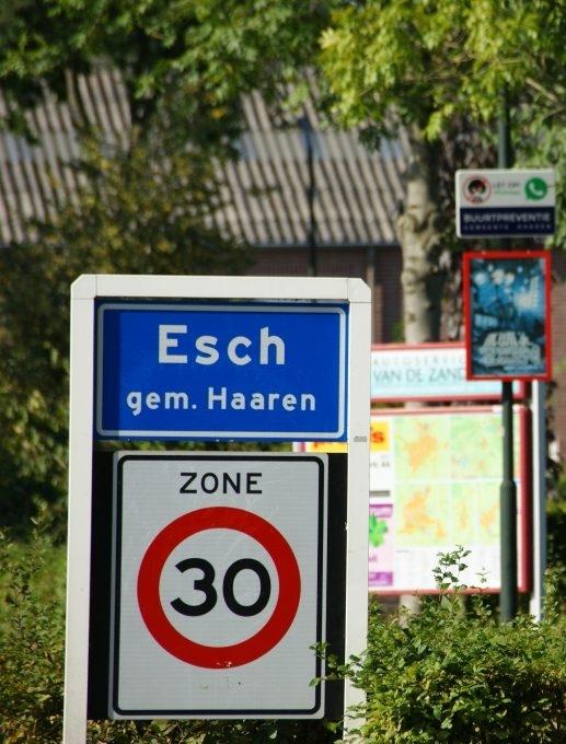 2021-01-12 BALANS Schriftelijke vragen: Verkeerssituatie Esch