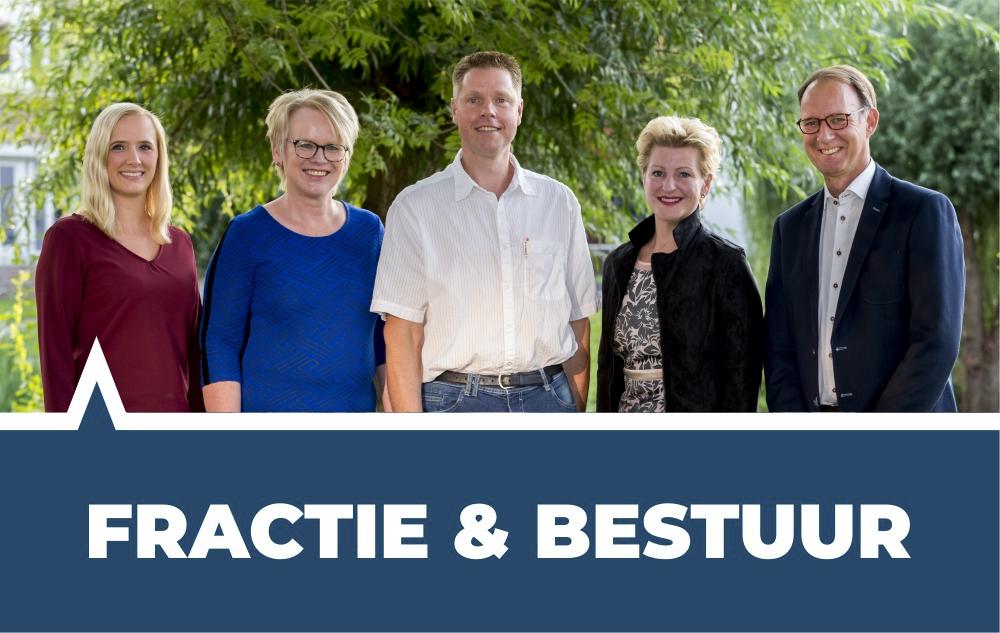 Balans Boxtel - Fractie en Bestuur