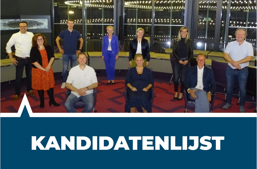 Kandidatenlijst