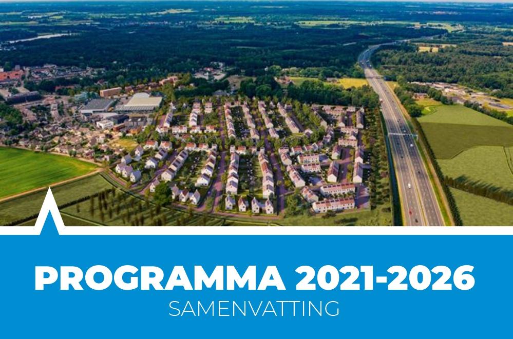 Samenvatting verkiezingsprogramma 2021-2026