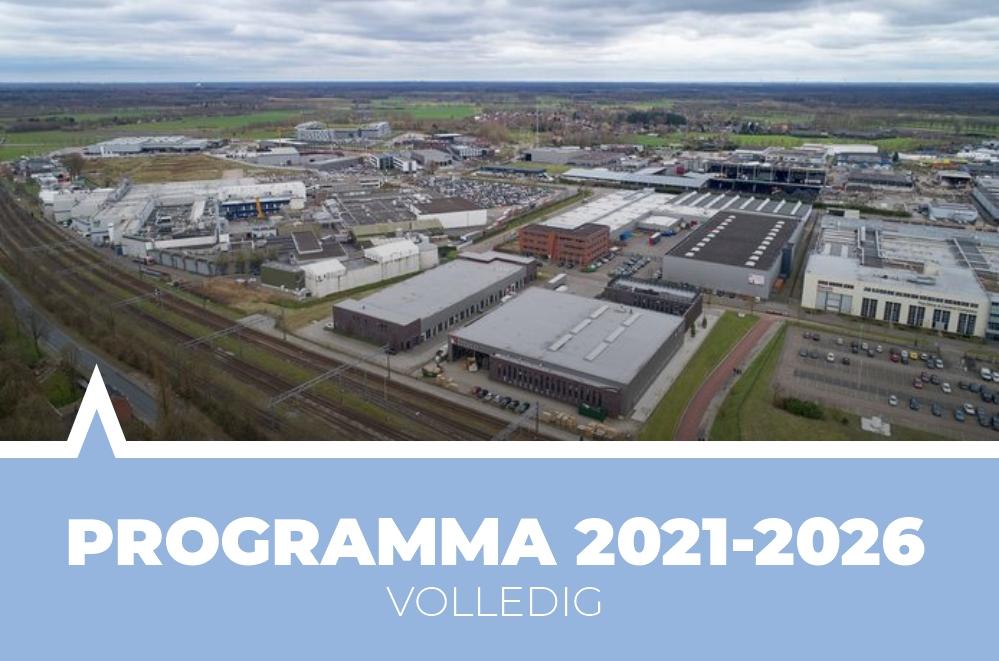 Volledig verkiezingsprogramma 2021-2026